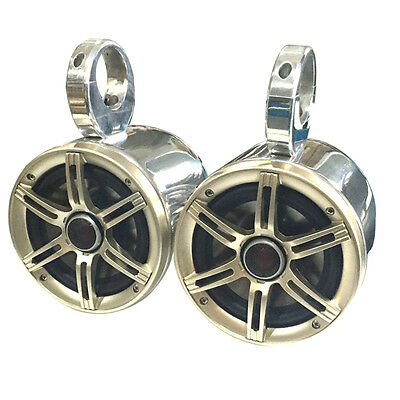 Sales! Q'ty limited! Origin OWT-SPKI Single Wakeboard Speaker Polished (in pair)