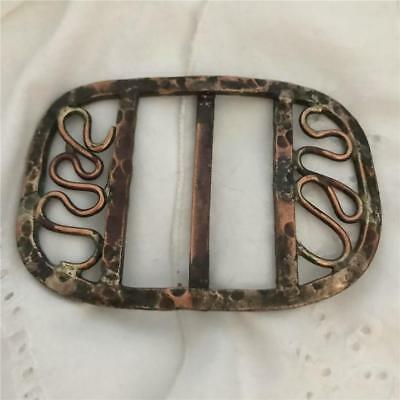 Brass Sarong Buckle  x 1 Metal)