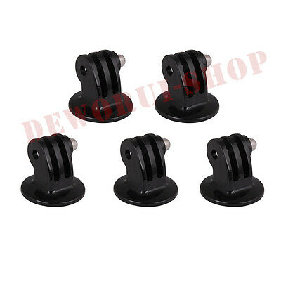 Lots of 5x Tripod Mount Adapters for GoPro HD Hero 1 2 3 3+ 4 Camera