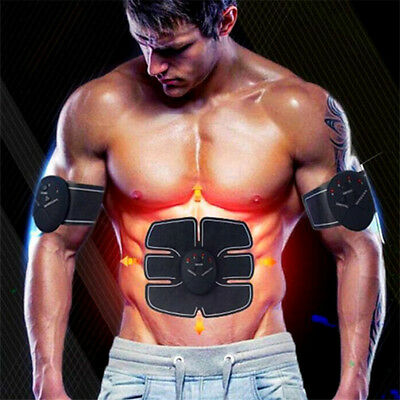 Abdominal Revolution - Abs Fitness Muscle Trainer-Smart EMS Electric