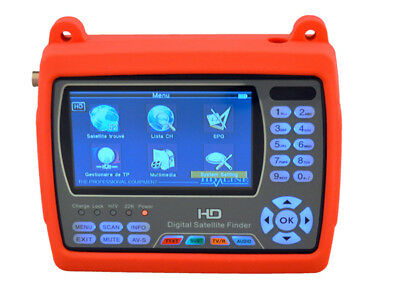 HD-Line HD-900 SATFINDER / MESSGERÄT / SATELLITEN FINDER,12v HDTV Kamera