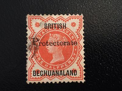 Bechuanaland Scott 53, SG 54, Used