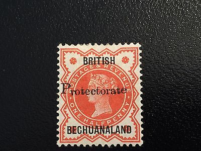 Bechuanaland Scott 53, SG 54, Mint hinged, 15mm
