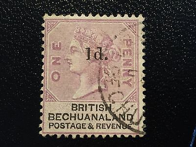 Bechuanaland Scott 23 SG 22 Used