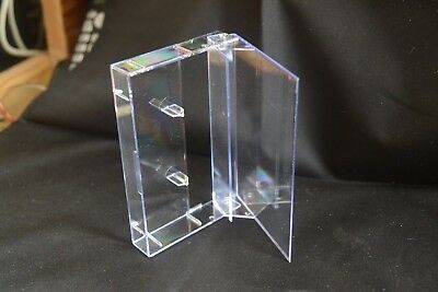 Audio Cassette Cases Box of 25 FREE POSTAGE