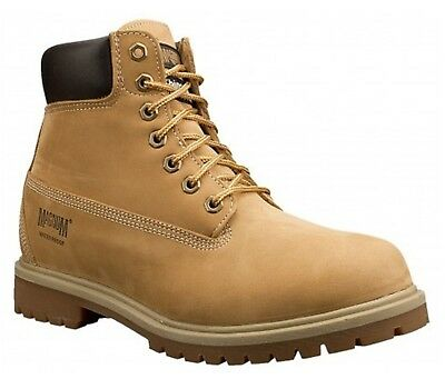 """Magnum 7817 Foreman 6"""" Insulated Waterproof Work Safety Boots"""