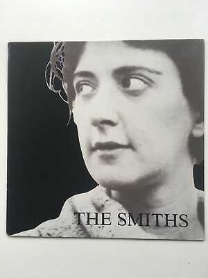 The Smiths 'Girlfriend In A Coma' misprinted grey sleeve RTT 197