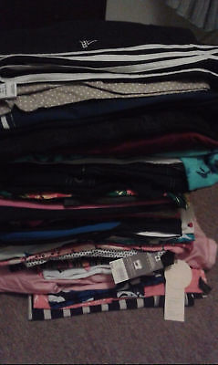 10 kg used womens mens clothes job lots wholesale car boot re-sale