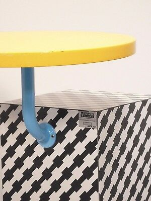 Memphis Milano side table Kristall, design Michele de Lucchi 1981