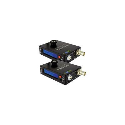 Teradek Cube 105/305 HD-SDI Encoder/Decoder Pair #10-0623