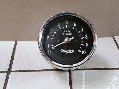Triumph Adventurer TR5T Tachometer rev counter