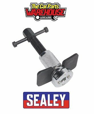 ⭐ Sealey VS024 Brake Piston Wind-Back Tool with Double Adaptor ⭐