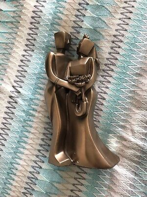 Collectible World Studio Friendship Bronze Finish Statue 'Love Forever' No:33549