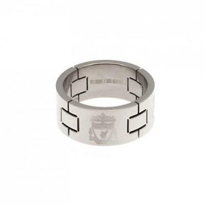 Official Football Liverpool F.C. Link Ring Large Xmas Gift