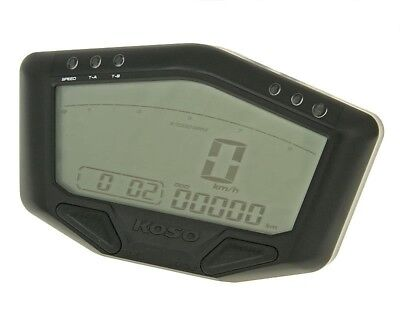 multifunktions-tachometer Koso DB-02 Race Battery Version