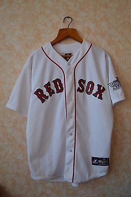 Authentic Shane Victorino #18 Jersey Boston Red Sox 2013 World Series Champs sz