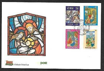 1996      FDC     CHRISTMAS        An Post