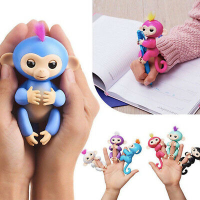 New Creative Colorful Finger Monkey Intelligent Children Puzzle Toy Nail Monkey