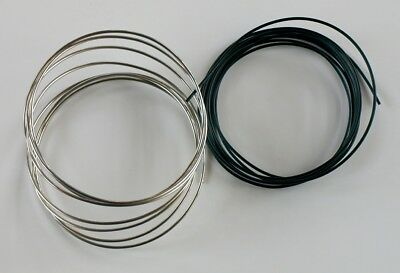 5 metre of Armature /Bonzai Wire Rigid Durable Galvanised or Soft Annealed 1.5mm