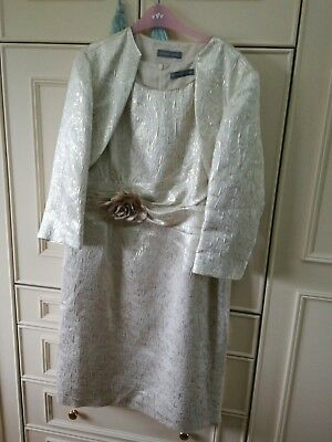 Mother Of The Bride Outfit Size 18 Michaela Louisa Worn Once