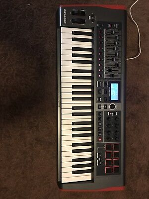 Novation Impulse 49 Key Midi Keyboard USB see pics