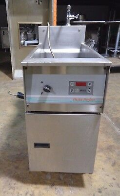 Pitco Pasta Perfect SSPE14 Cooker And Rinse Station Sink Electric