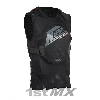 2018 Leatt 3DF Airfit Body Protector Motocross Armour Vest Adults Large XLarge