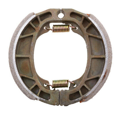 REAR Front DRUM BRAKE SHOES PAD MOPED SCOOTER 50cc 110cc 125cc 150cc