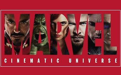 Marvel Cinematic Universe Complete Collection Phase 1 2 3 Digital HD  16 Movies