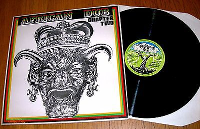 Joe Gibbs & The Professionals - African Dub - All Mighty - Chapter Two Lp