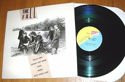 The Fall - Rollin' Dany Lp