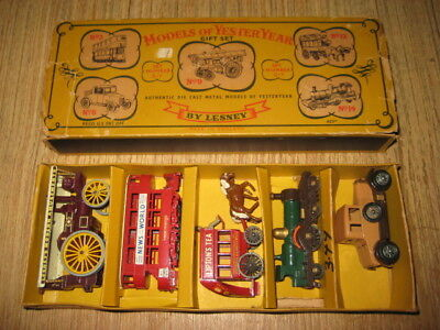 Models of Yesteryear Gift Set No. 9 in OVP