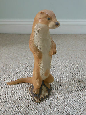 Purbeck pottery animal otter