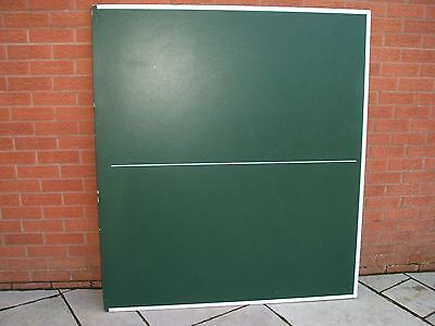 Butterfly Competition Rollaway Table Tennis Table - one half only