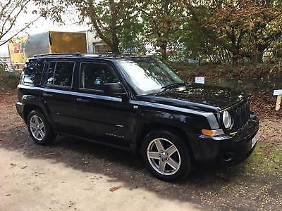 Jeep Patriot 2.0CRD Sport,spares or repairs.