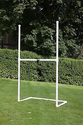 Childrens mini rugby post