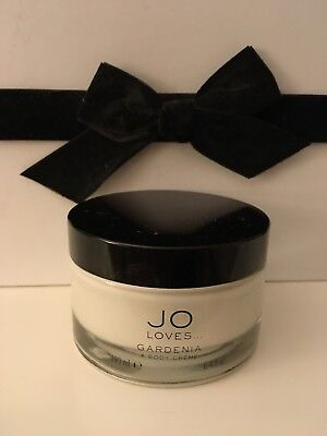 JO MALONE, JO LOVES, LARGE 190ml POT OF LUXURY BODY CREAM IN GARDENIA.BRAND NEW.