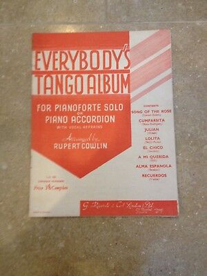 Vintage Everybody's Tango Album