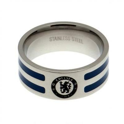 Official Football Chelsea F.C. Colour Stripe Ring Large Xmas Gift