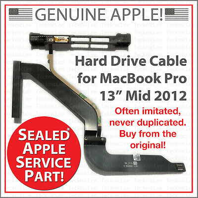 """NEW MacBook Pro 13"""" 2012 Hard Drive Cable A1278, 821-00698-A, 923-00975/923-0104"""