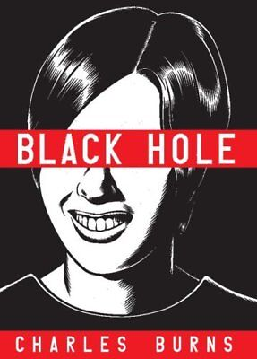 Black Hole by Charles Burns 9780375714726 (Paperback, 2006)