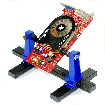 360° Adjustable Printed PCB Holder Circuit Board Soldering Assembly Clamp SN-390