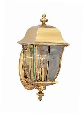 1532-pvd-pb gladiator wall lanterns, brass treated polish