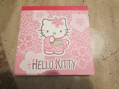 New hello kitty notepad Japanese pink sheets