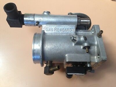 Gas Research S400 Throttle Body Holden Ford V8