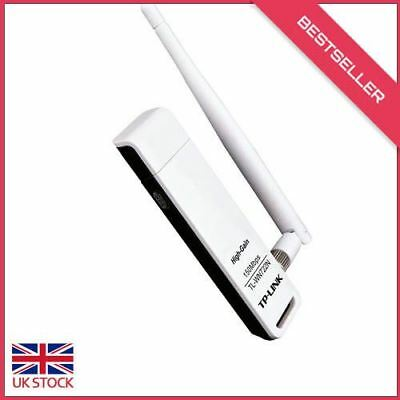 TP-LINK 150Mbps Wireless USB Adapter High Gain TL-WN722N | NEW + FAST DELIVERY!