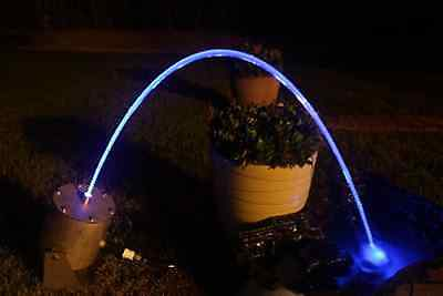 Laminar Water Jet Amazing Light stays in a stream of water for pool or pond