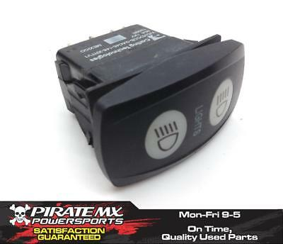Headlight Switch From 2013 Arctic Cat Wildcat 1000 #13