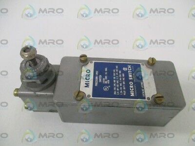 Microswitch 51Ml10 Limit Switch (Grey) *used*