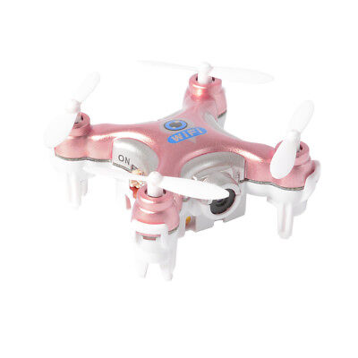 Cheerson Mini Quadcopter Drone Remote Control 2.4G 4CH 6-Axis Helicopter
